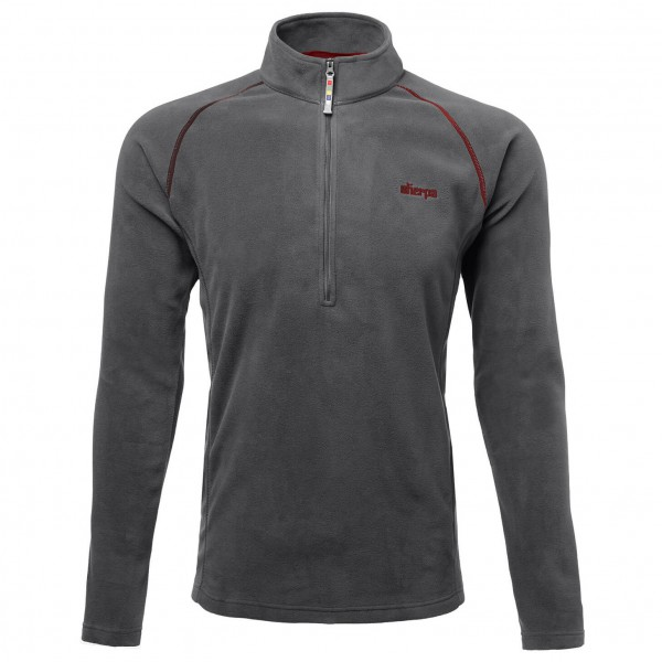Sherpa - Namche Zip Tee - Pull-over polaire