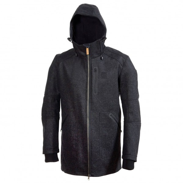 66 North - Rok Coat - Wollen jack