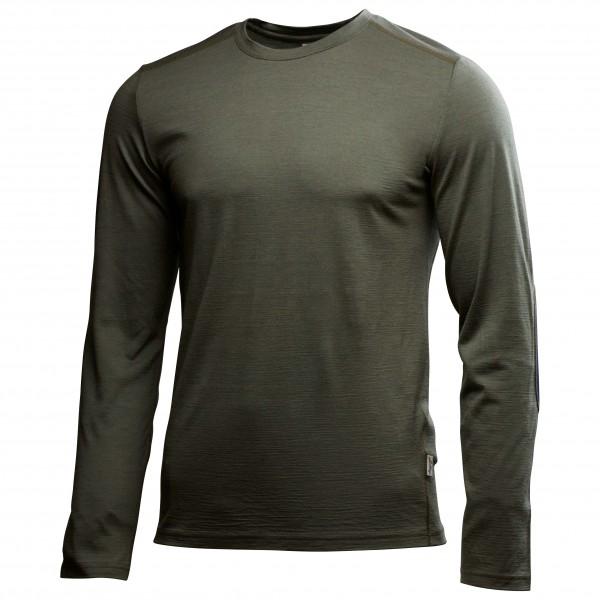 Lundhags - Merino Light L/S Tee - Merino sweatere