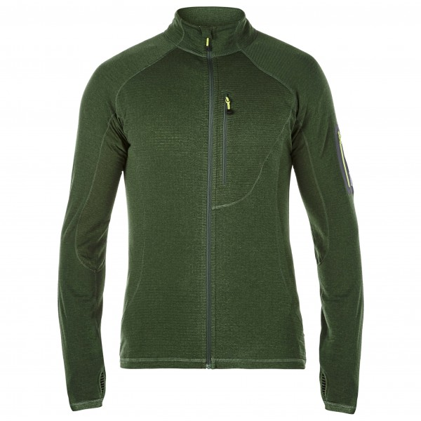 Berghaus - Smoulder Light Fl Jacket - Fleece jacket