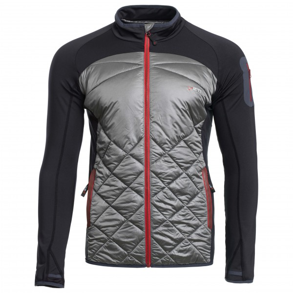 Yeti - Severn Hybrid Wool Jacket - Fleecejacke