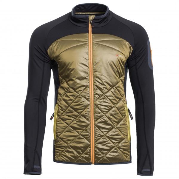 Yeti - Severn Hybrid Wool Jacket - Fleecejack