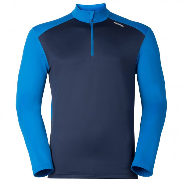 Odlo - Midlayer 1/2 Zip - Fleecetrui