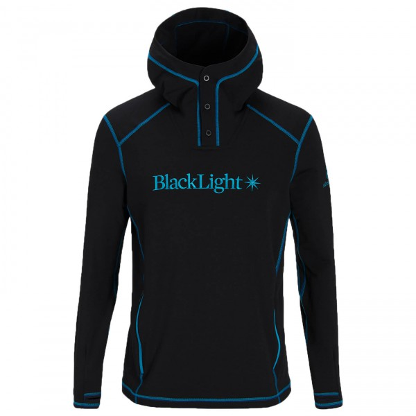 Peak Performance - Blacklight Hood - Fleecejacke