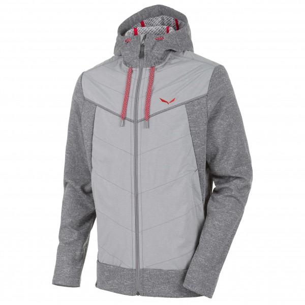 Salewa - Fanes Hybrid Polarlite/PTX FZ Hoody - Fleece jacket