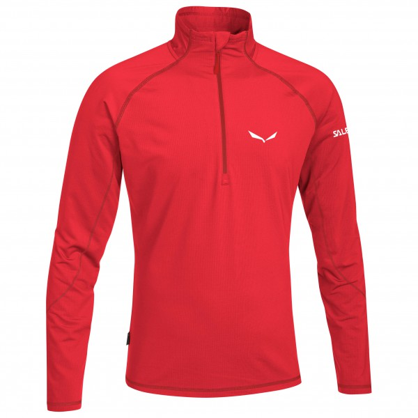 Salewa - Ortles Cubic Polarlite L/S Tee - Pull-overs polaire