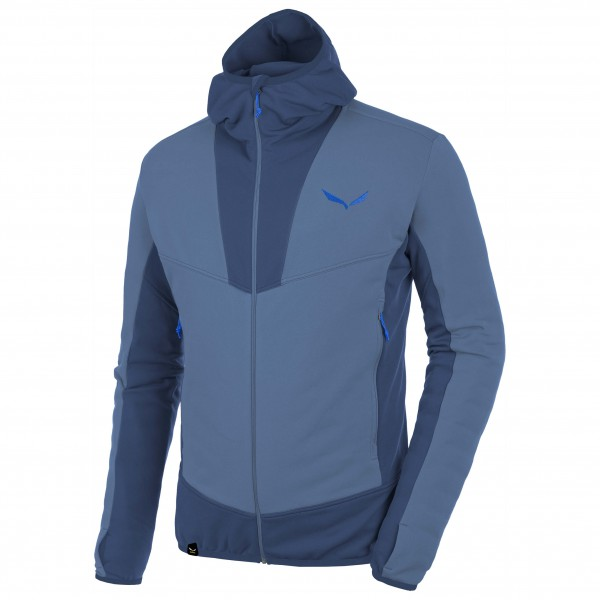 Salewa - Puez Polarlite Full-Zip Hoody - Fleecejack