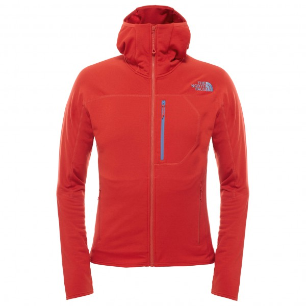 The North Face - Incipent Hooded Jacket - Fleece jacket