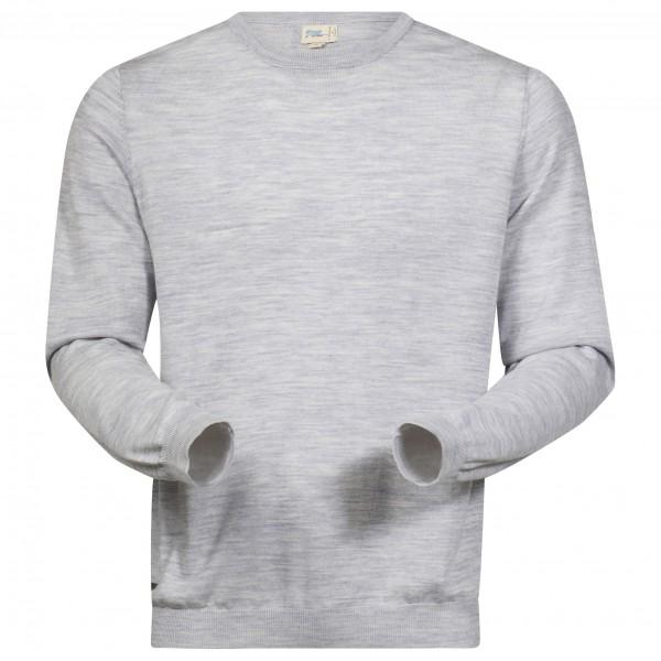 Bergans - Fivel Wool L/S - Merinovillapulloverit