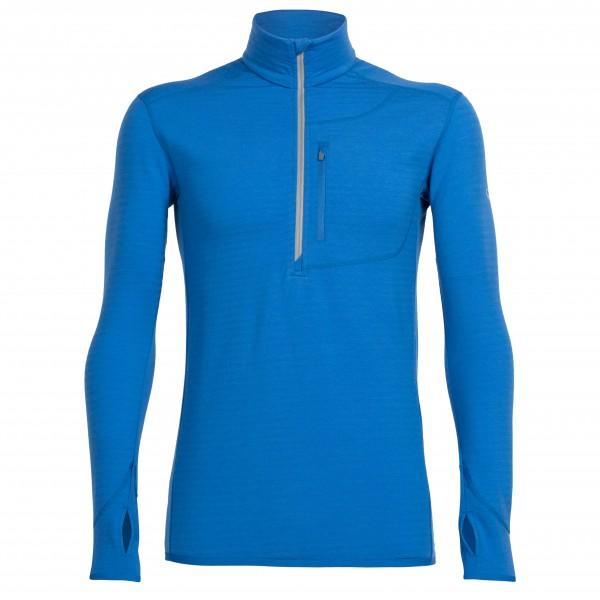 Icebreaker - Descender L/S Half Zip - Merino sweater