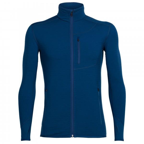 Icebreaker - Descender L/S Zip - Wool jacket
