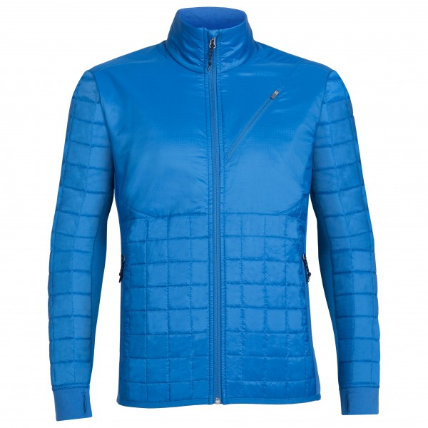Icebreaker - Helix L/S Zip - Wool jacket