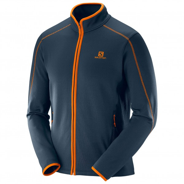 Salomon - Atlantis Full-Zip - Fleece jacket