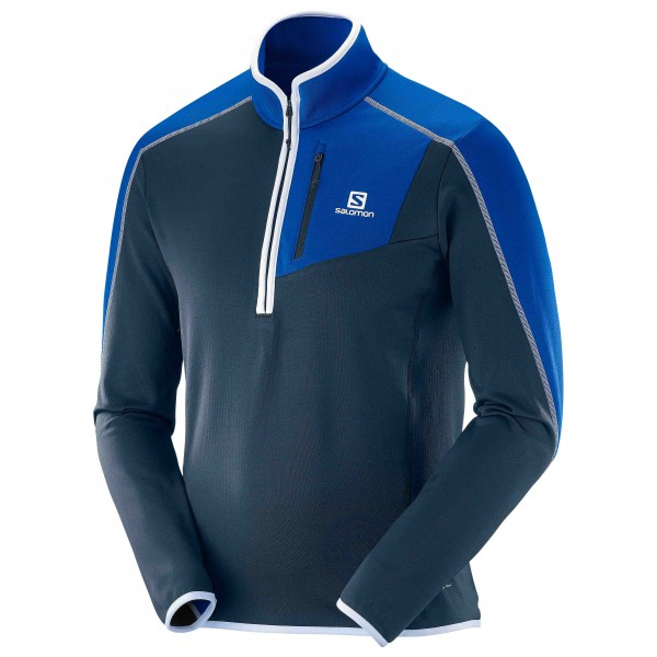 Salomon - Atlantis Half-Zip - Fleece pullover