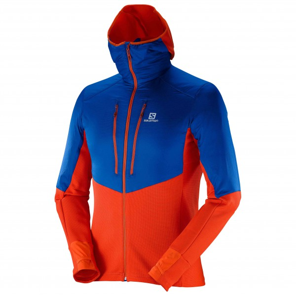 Salomon - Drifter Air Mid Hoodie - Fleece jacket
