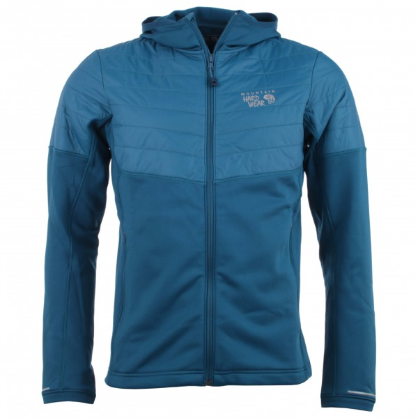 Mountain Hardwear - 32 Insulated Hooded Jacket - Fleecetakki