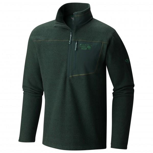 Mountain Hardwear - Toasty Twill Fleece 1/2 Zip - Fleecejacka