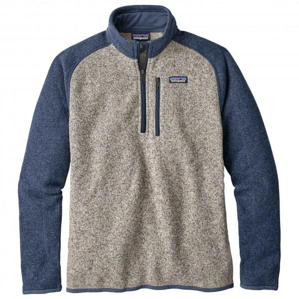 Patagonia - Better Sweater 1/4 Zip - Fleecepullover