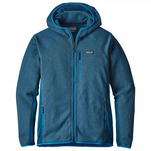 Patagonia - Performance Better Sweater Hoody - Fleecejack