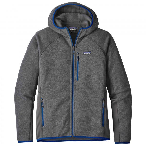 Patagonia - Performance Better Sweater Hoody - Fleecejacke