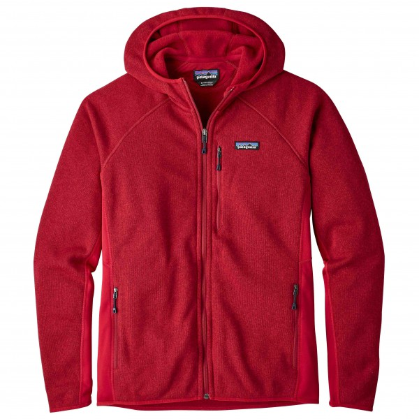 Patagonia - Performance Better Sweater Hoody - Veste polaire