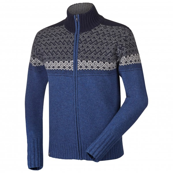 Salewa - Fanes Wool Full-Zip Sweater - Wool jacket
