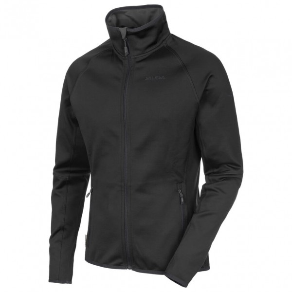 Salewa - Puez (Castor) PL Full-Zip - Fleecetakki
