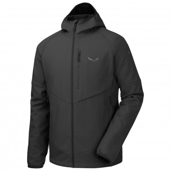 Salewa - Puez SW Full-Zip Hoody - Fleecejakke