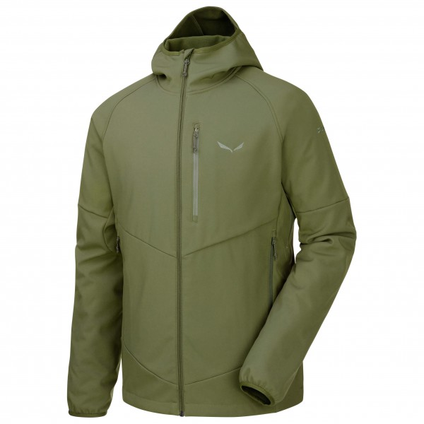 Salewa - Puez SW Full-Zip Hoody - Fleecejacke