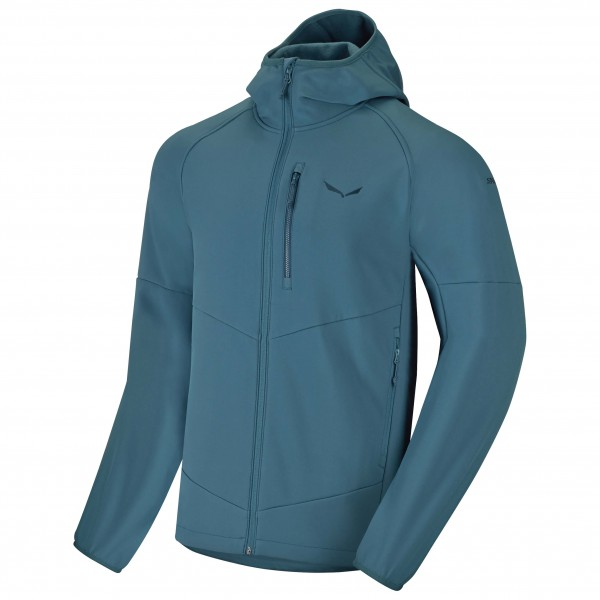 Salewa - Puez SW Full-Zip Hoody - Fleecetakki