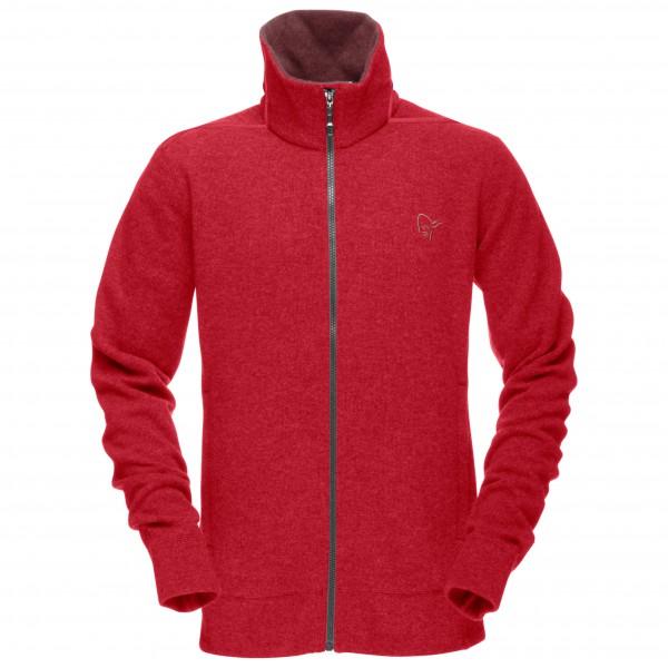 Norrøna - Wool Jacket - Veste en laine
