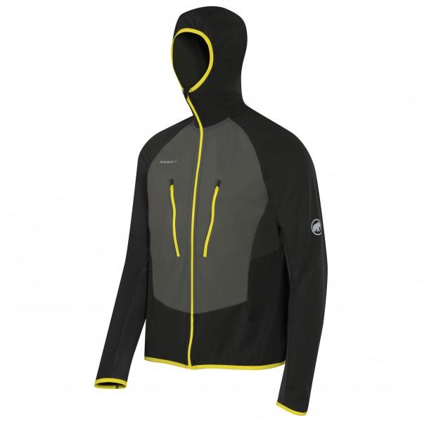 Mammut - Aenergy Light ML Hooded Jacket - Fleecejack