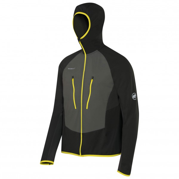 Mammut - Aenergy Light ML Hooded Jacket - Fleecetakki