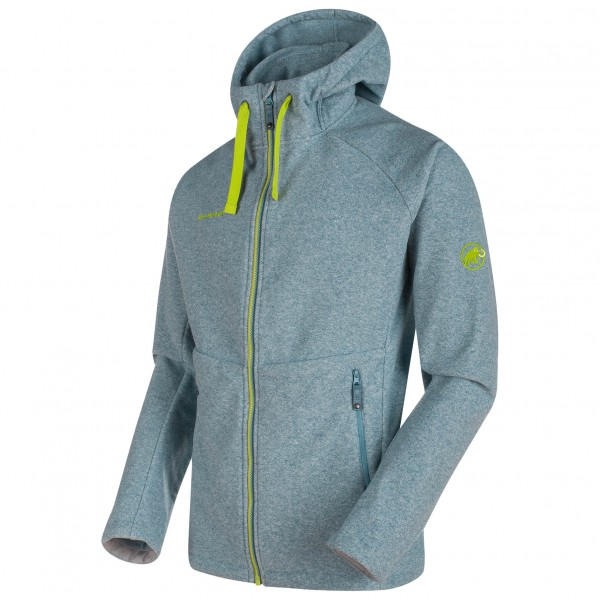 Mammut - Yadkin Advanced ML Hooded Jacket - Fleecejakke