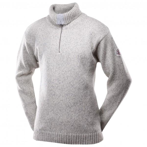 Devold - Nansen Sweater Zip Neck - Överdragströjor merinoull