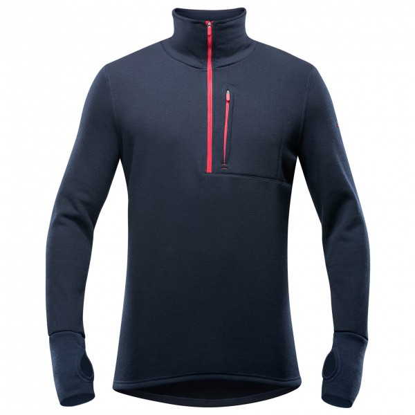 Devold - Polar Zip Neck - Pullover en laine