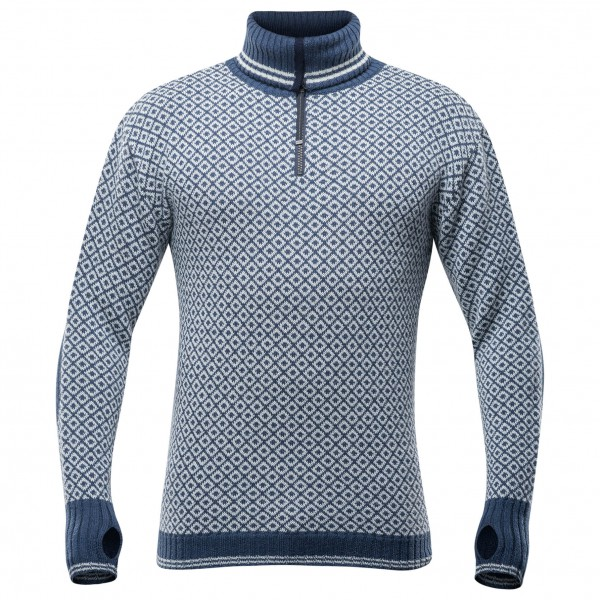 Devold - Slogen Zip Neck - Merino jumper
