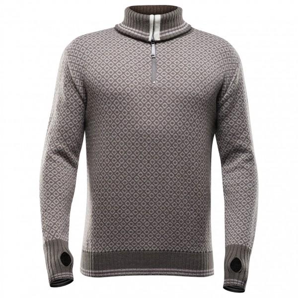 Devold - Slogen Zip Neck - Merino sweater