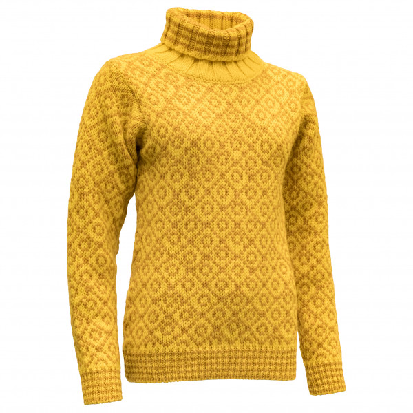 Devold - Svalbard Sweat Highneck - Wool pullover