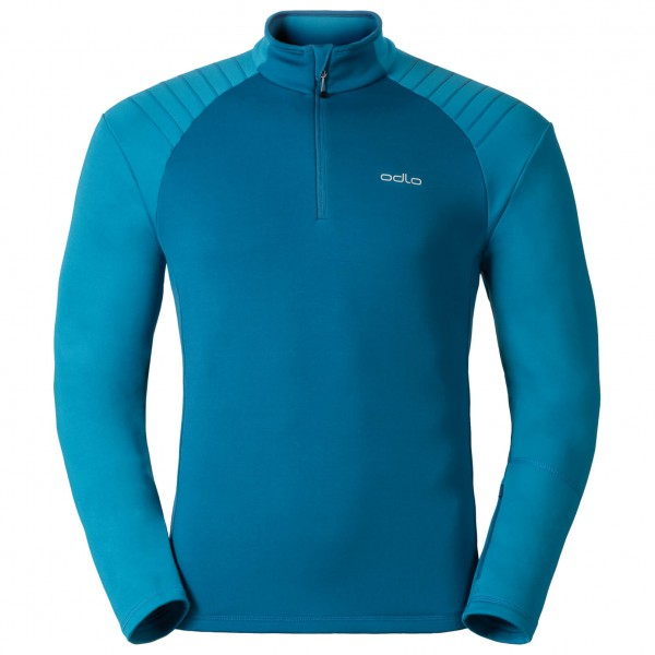 Odlo - Midlayer 1/2 Zip Pact - Fleecepulloverit