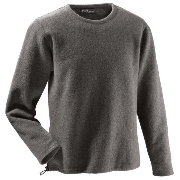 Mufflon - Leon - Pull-over en laine mérinos