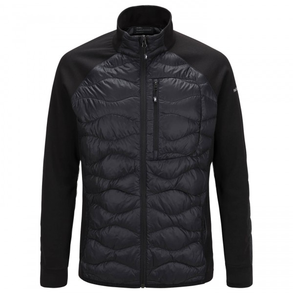 Peak Performance - Heli Hybrid Jacket - Fleecetakki