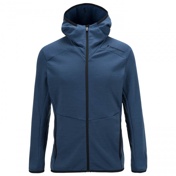 Peak Performance - Heli Mid Hood - Fleecejacke