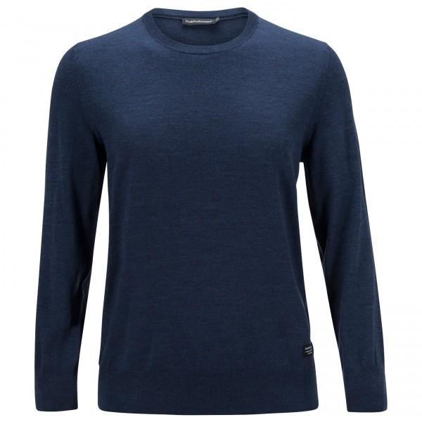 Peak Performance - Merino Crew - Merino sweatere