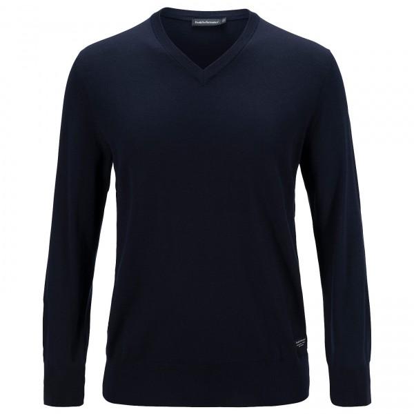 Peak Performance - Merino V-Neck - Merino sweater