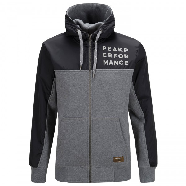 Peak Performance - Sweat NY Z - Veste polaire