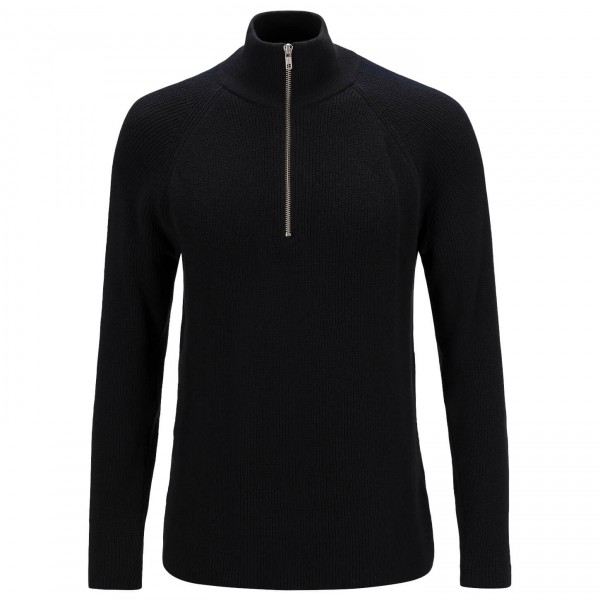 Peak Performance - Verdi Zip - Pull-over en laine mérinos