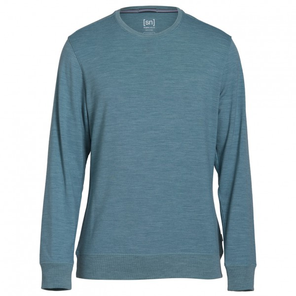 SuperNatural - Watertown Crew Neck - Merino jumpers