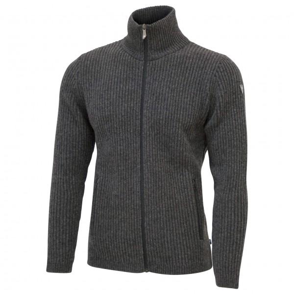 Ivanhoe of Sweden - Gudmar Zip - Wool jacket