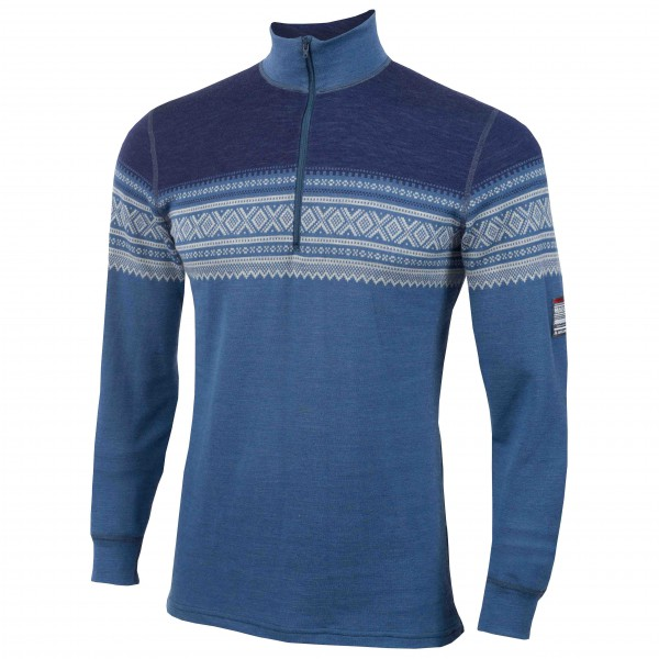 Aclima - DE Marius Mock Neck - Merino sweater